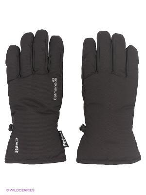 Перчатки горнолыжные Catmandoo. Цвет: черный
