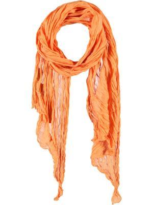 Платок Passigatti. Цвет: оранжевый