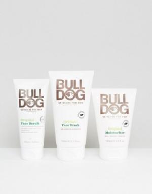 Bulldog Набор средств по уходу за кожей. Цвет: мульти