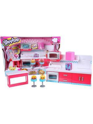 Набор  Веселая кухня Moose. Цвет: розовый