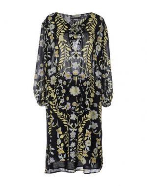 Платье до колена ANTIK BATIK. Цвет: черный