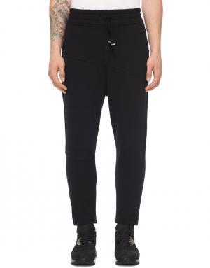Спортивные брюки мужские Blood brother. Цвет: черный