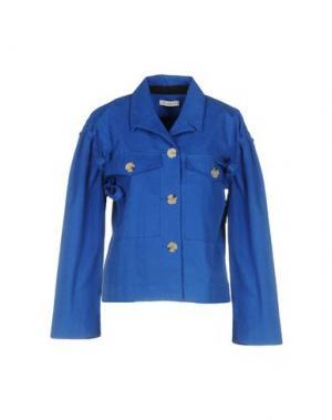 Пиджак REJINA PYO. Цвет: ярко-синий