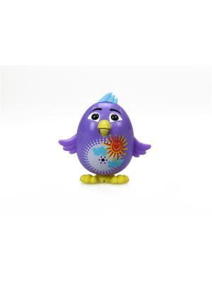 Цыпленок с кольцом Violet, фиолетовый Silverlit. Цвет: фиолетовый