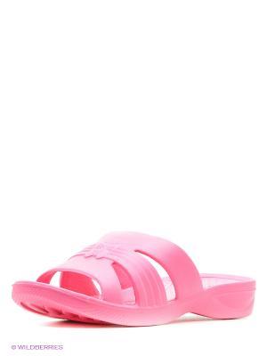 Шлепанцы Janett. Цвет: розовый