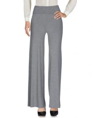 Повседневные брюки VICOLO NORTHLAND. Цвет: серый