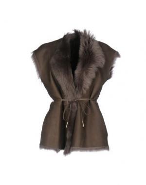 Куртка ANTONELLI. Цвет: свинцово-серый