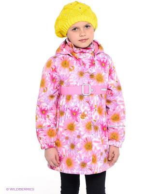 Пальто Kerry. Цвет: розовый