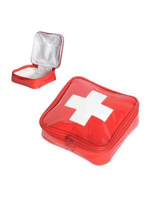 Ящикдля лекарств Cross Balvi. Цвет: красный, белый