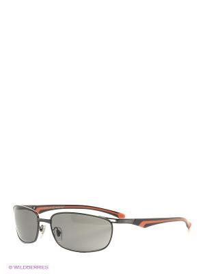 Солнцезащитные очки RH 744 02 Zerorh. Цвет: терракотовый