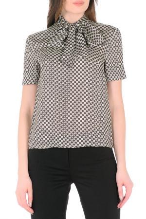 Блузка XARIZMAS. Цвет: 05, оливковый