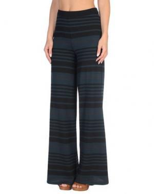 Пляжные брюки и шорты DEBBIE KATZ. Цвет: темно-зеленый