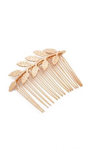 Гребень для волос Fairy Avigail Adam. Цвет: розовое золото