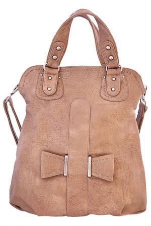 Сумка Vera bags. Цвет: taupe