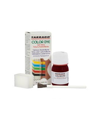 Краситель COLOR DYE, стекло TDC01, 25мл. (011 БОРДОВЫЙ), Tarrago. Цвет: бордовый