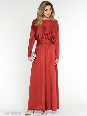 Платье Sweet Me. Цвет: красный