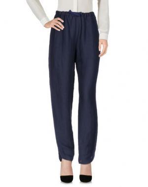 Повседневные брюки ...À_LA_FOIS.... Цвет: темно-синий