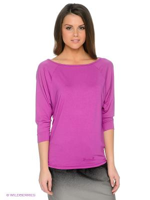 Джемпер DOCTOR E. Цвет: фиолетовый