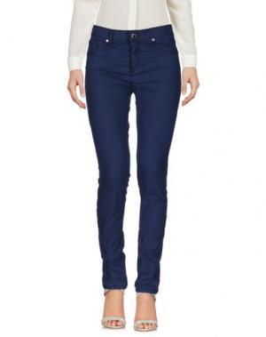 Повседневные брюки DIRK BIKKEMBERGS. Цвет: темно-синий