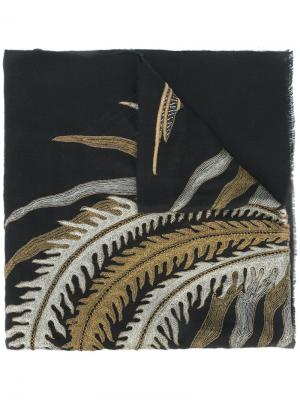 Шарф  Great Myth Phoenix K. Janavi. Цвет: чёрный