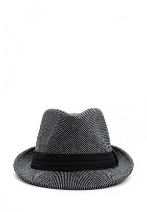 Шляпа Be.... Цвет: серый