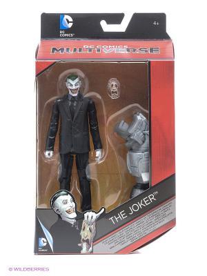 Фигурка DC Comics Multiverse - Джокер Mattel. Цвет: белый, черный, серебристый