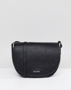 Calvin Klein Сумка. Цвет: черный