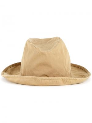 Шляпа Kijima Takayuki. Цвет: телесный
