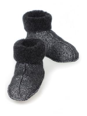 Тапочки ALWERO. Цвет: черный