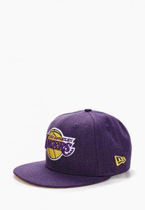 Бейсболка New Era. Цвет: фиолетовый