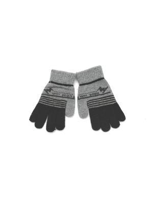 Перчатки Cascatto. Цвет: белый, черный, серый