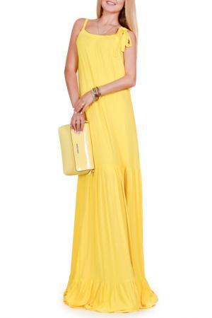 Платье Patricia B.. Цвет: желтый