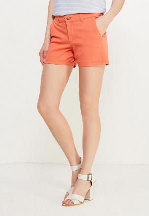 Шорты джинсовые Top Secret. Цвет: оранжевый