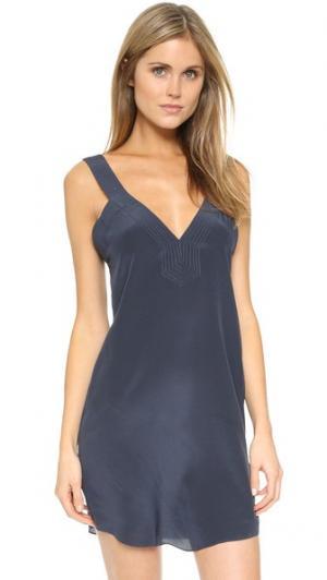 Платье Berrima Rory Beca. Цвет: голубой