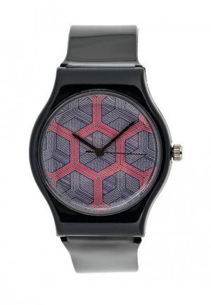 Часы Kawaii Factory. Цвет: черный