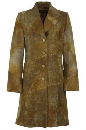 Пальто SUMMIT. Цвет: коричневый