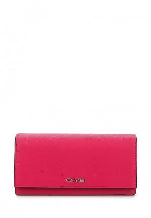Кошелек Calvin Klein Jeans. Цвет: розовый