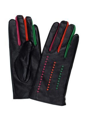 Перчатки Gusachi. Цвет: черный, оранжевый, розовый