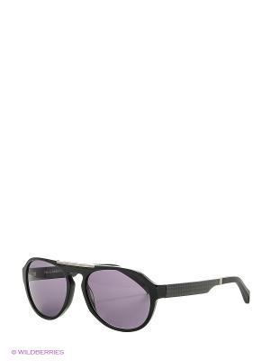 Солнцезащитные очки BLD 1634 401 GB SIGNATURE Baldinini. Цвет: фиолетовый