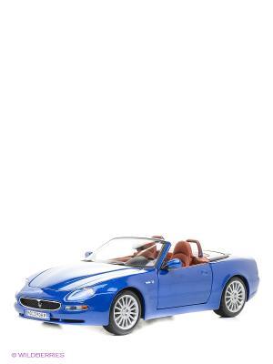 1:18 BB Машина Maserati GT Spyder Bburago. Цвет: синий