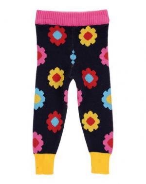 Повседневные брюки MARGHERITA. Цвет: темно-синий