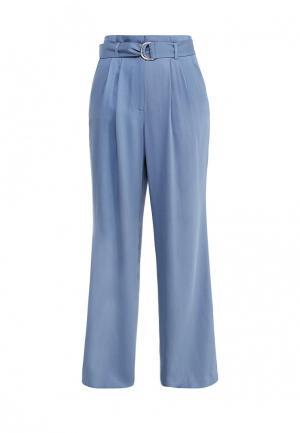 Брюки Max&Co. Цвет: голубой