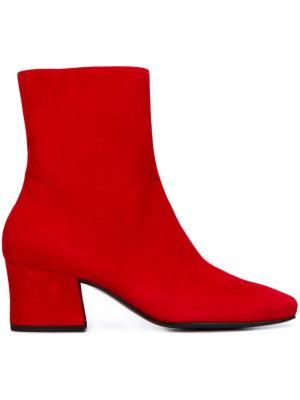 Ботинки Sybil Dorateymur. Цвет: красный