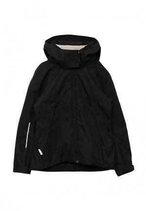 Куртка утепленная Reima. Цвет: черный