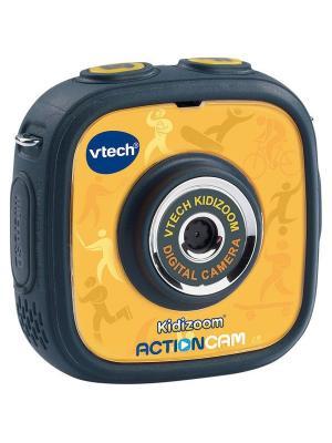 Цифровая камера Kidizoom Action Cam Vtech. Цвет: желтый