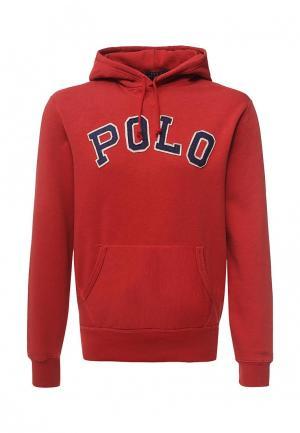 Худи Polo Ralph Lauren. Цвет: красный