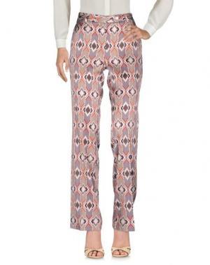 Повседневные брюки MÊME by GIAB'S. Цвет: песочный