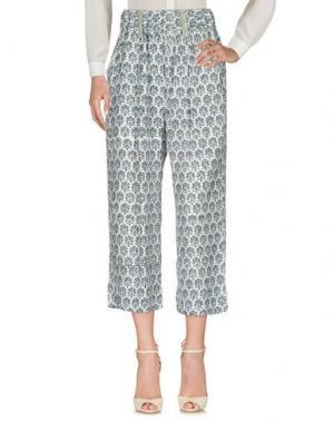 Повседневные брюки OPALINE. Цвет: серый