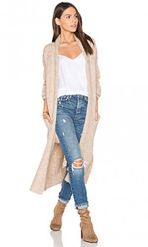 Кардиган margaux 360 Sweater. Цвет: цвет загара