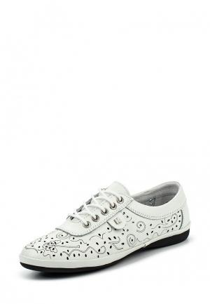 Ботинки Zenden Comfort. Цвет: белый